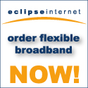 Flexible Broadband Services from Eclipse Internet - ISPA awarded: Best business broadband provider 2003